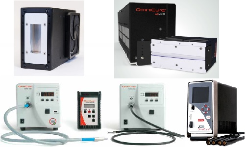 UV spot and area curing systems – Omnicure Series